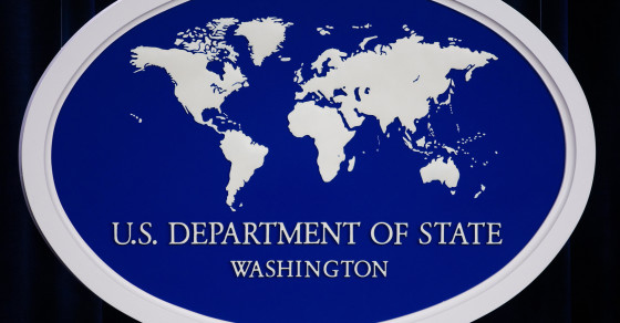 U.S Department of state Twitter