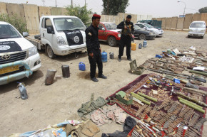 ISIS Chemical Weapons Expert In US Custody