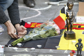 Syrians Mourn The Brussels Attacks