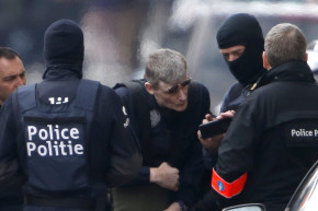 Three Men Charged With Terrorism After Brussels Attacks