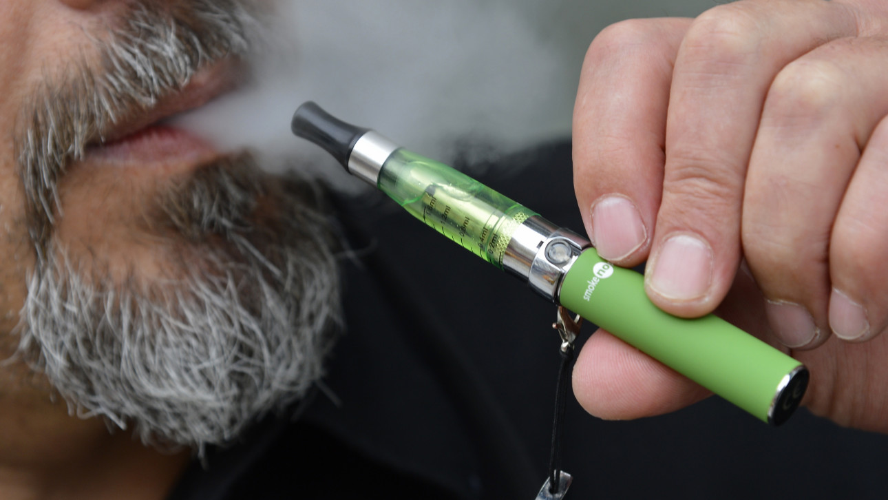 Electronic cigarette from Hawaii