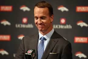 Woman Reporter On Blast For Asking Peyton Manning A Question