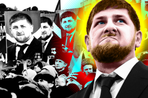 Why Is The Kremlin's Man In Chechnya Promoting MMA Fights?