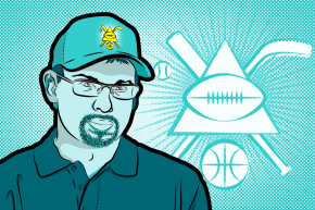 Meet The King Of Sports Conspiracy Theories