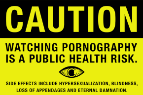 "Utah Clutches Pearls Over ""Public Health Hazard"" Of Pornography"