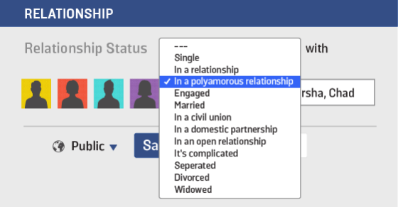 Should Facebook Recognize Polyamorous Relationships?