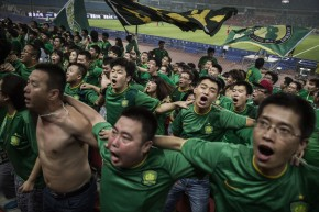 China Wants To Take Over Soccer