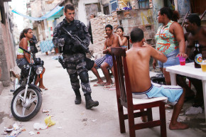 Police Killings Rise In Advance Of Rio Olympics