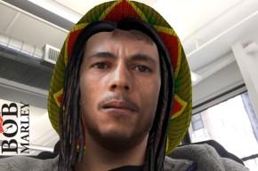 What Was Snapchat Thinking With Its Blackface Bob Marley Filter?