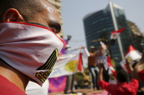 Report: Dozens Of Journalists Detained Amid Protests In Egypt