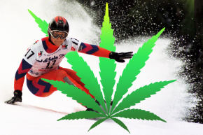 The Serious Athletes Who Love Weed, And Say It Helps Them Train