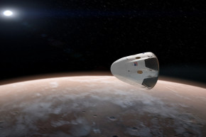SpaceX Is Going To Put A Dragon On Mars