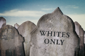 "This Texas Cemetery Is Getting Sued For Being ""Whites Only"""