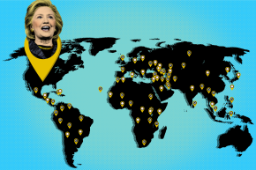 How Hillary Clinton Used Sports To Promote International Goodwill