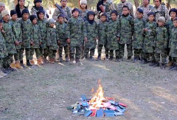 New Isis Video Reveals Training Camp For Young Asian Boys