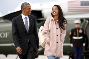 Malia Obama Is Going To Harvard In 2017