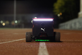 Puma's Racing Robot Is As Fast As Usain Bolt
