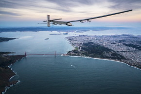 Solar Impulse 2 Finishes First Leg Of Trip Across Continental U.S.