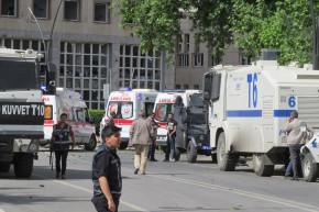 Deadly Blast Targets Police Headquarters In Turkey