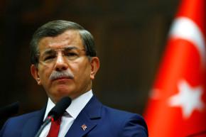 Turkey's Prime Minister Announces His Resignation