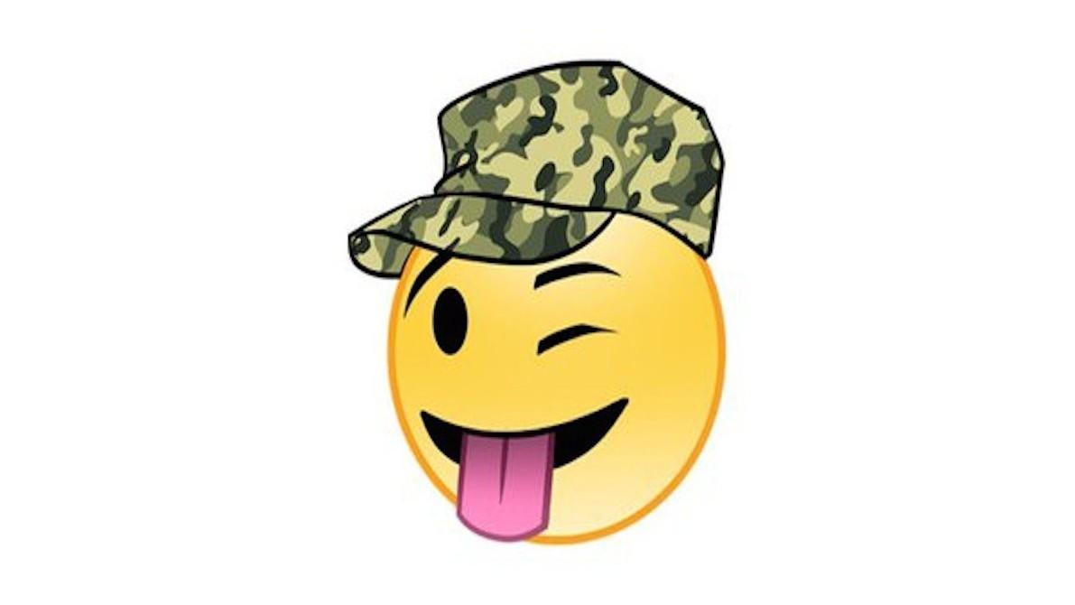 смайлы-солдаты