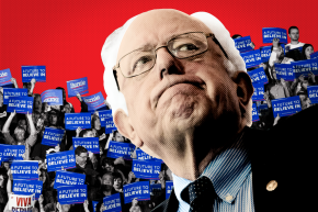 Sanders' Online Army Prepares For A Revolution Without Him