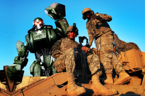 Air Force Spends Millions To Make Humans Trust Robots
