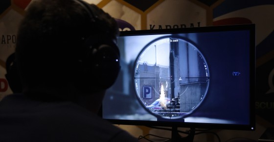 essays on violent video games and aggression Violent video games are linked to more aggressive behaviors among players, according to a new review of research from the american psychological association (apa.