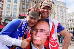 Guess Who Loves The Brexit: The Russians