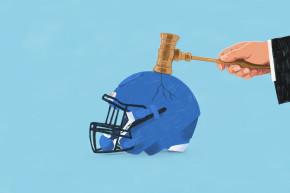 How Lawsuits Killed Football Helmet Technology