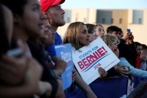 Bernie Sanders' Diehard Fans Begin The Five Stages Of Grief