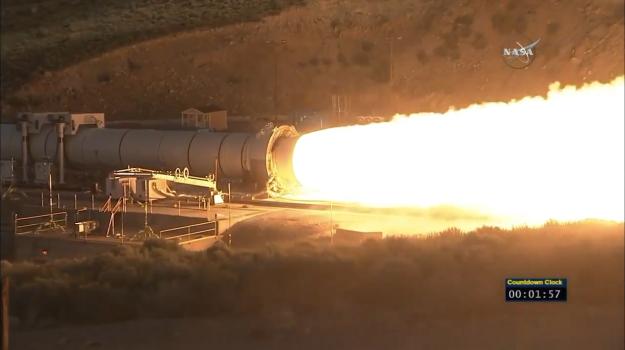 NASA Rocket Booster Passes Second Test - Vocativ