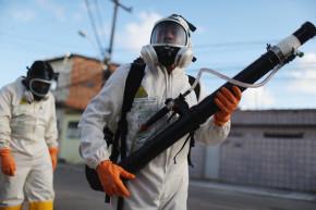 Olympics Announce Predictable Bug Spray Sponsor