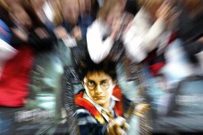 Race Around Hogwarts? There's An App For That