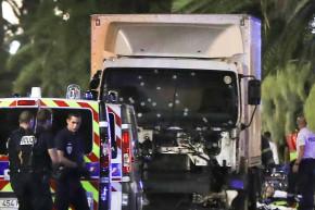 Truck Plows Into Crowd In Nice, Killing Dozens