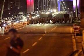 "Turkey PM Claims Coup ""Under Control"" Amid Conflicting Reports"