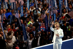 #ImWithHerNow: Clinton Sees New Support Coming Out Of DNC
