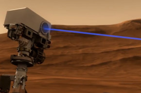 Mars Curiosity Rover Now Fires Lasers Autonomously