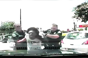 Violent Arrest Of Black Woman Caught On Video, Again