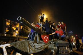 Critics Raise False Flag After Failed Military Coup In Turkey