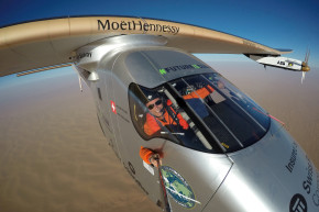 Solar-Powered Plane Completes Historic Trip Around The World