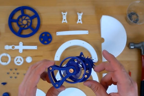 You Can Now 3D-Print Your Own Watch