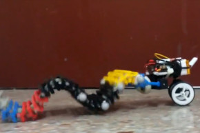 This Robot Does The Worm For Science