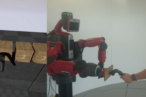 Robot Brings The Feeling Of Touch To Virtual Reality