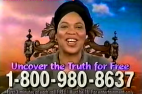 Miss Cleo Died, And You're All Making The Same Damn Joke
