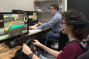 Virtual Reality Makes Driving Lessons Autism-Friendly