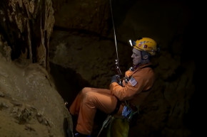 Cave Exploring Helps Astronauts Train For Space