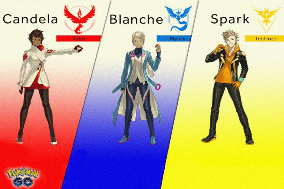 pok eacute mon go fans decide team instinct s leader is a loser vocativ gaming