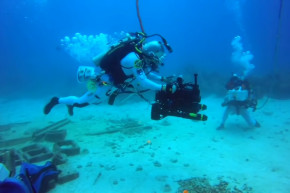 These Astronauts Went Underwater To Train For Space