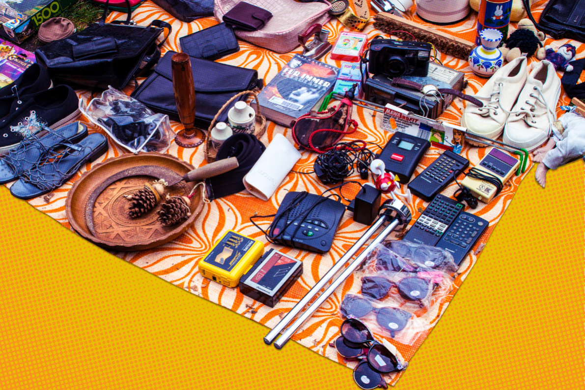 Does Selling Your Old Crap On eBay Actually Pay Off? - Vocativ